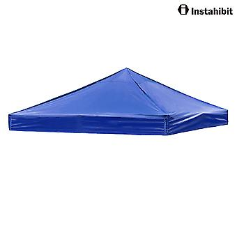 InstaHibit 9.6x9.6Ft Replacement Pop up Canopy Top UV Protection Outdoor Patio