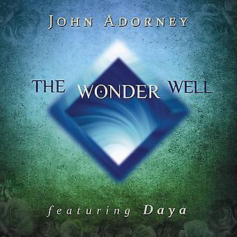 John Adorney - Wonder Well [CD] USA import