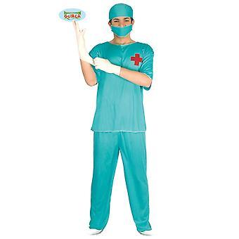 Costume chirurgien médecin médecin Carnaval hommes