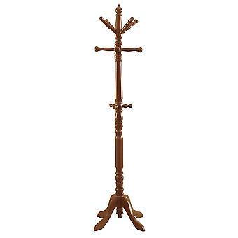 Portamani in legno massello tradizionale in rovere