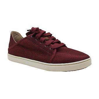 OluKai Women's Shoes Pehuea Li Fabric Low Top Pull On Fashion Sneakers