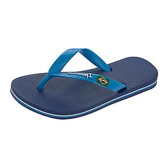 Ipanema Flagge II Herren Strand Flip Flops / Sandalen - Navy Blue
