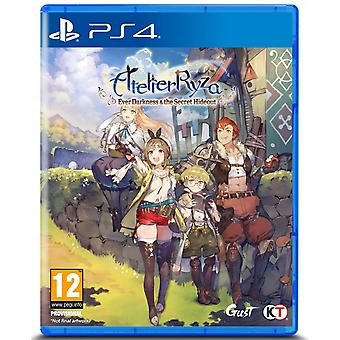 Atelier Ryza Ever Darkness & the Secret Hideout PS4 Game