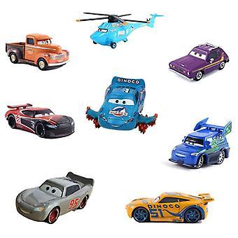 Disney Pixar 38 αυτοκίνητα στυλ - Αστραπή μεταλλικό αυτοκίνητο παιχνίδι