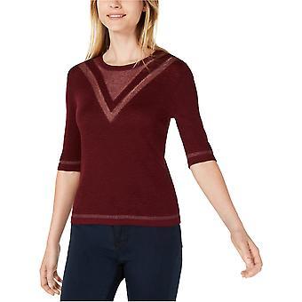 Maison Jules | Intarsia Pullover Sweater