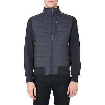 Parajumpers Pmflefp02p42541 Men's Black Polyester Down Jacket