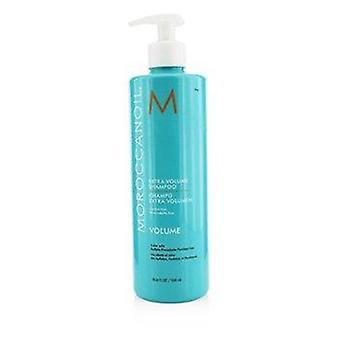 Lisävolyymi shampoo (hienoille hiuksille) 500ml tai 16.9oz