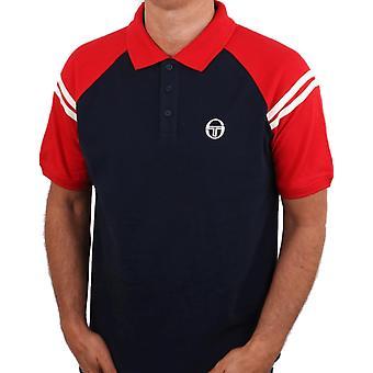Sergio Tacchini Sonny Polo Shirt Navy 69