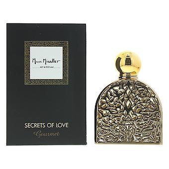 MMicallef Secrets Of Love Gourmet Eau de Parfum 75ml Spray