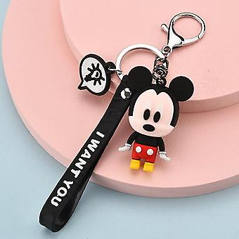 Haute qualité, Disney Cute Cartoon Figure Keychain/adultes