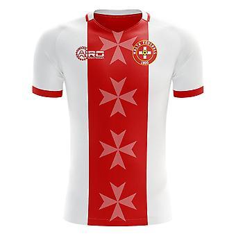 Malta 2020-2021 Home Concept Football Kit (Airo)