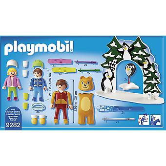 Playmobil Action Skidlektion