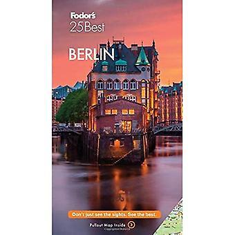 Fodor's Berlin 25 Best (Full-color Travel Guide)