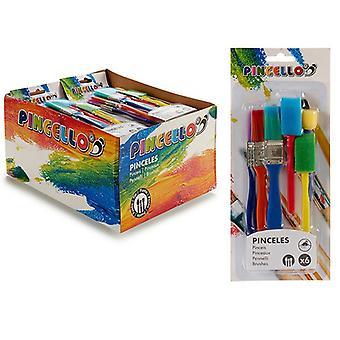 Paintbrushes (6 Pieces)