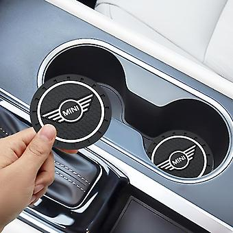 Pvc Non-slip Coaster Mat, Case For Bmw