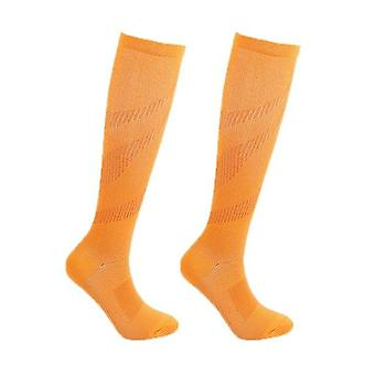 Compression Socks, Fit Sports Pain Relief Knee High Stocking/women