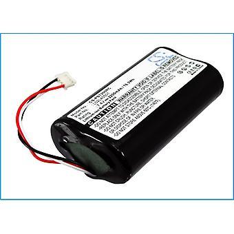 Battery for Polycom SoundStation 2W EX 2200-07803-001 2200-07803-002 L02L40501