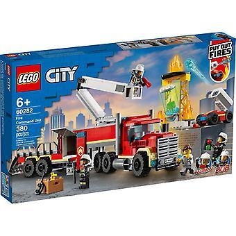 レゴ 60282 大型ラダートラック