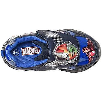 Kids Favorite Characters Boys Avengers Fabric Low Top  Fashion Sneaker
