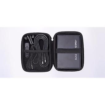 Portable External Hard Drive Protection Bag Dual Buffer Layer Phd