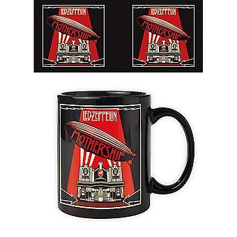 Led Zeppelin Mothership Mug