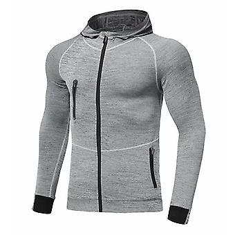 Gym Sports Running Træning Fitness Bodybuilding Sweatshirt Hætteklædte Jacket