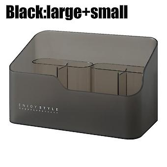 Plastic Makeup Storage Box - Cosmetic Organizer