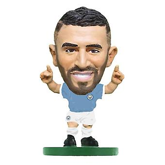 Manchester City FC Riyad Mahrez SoccerStarz Football Figurine