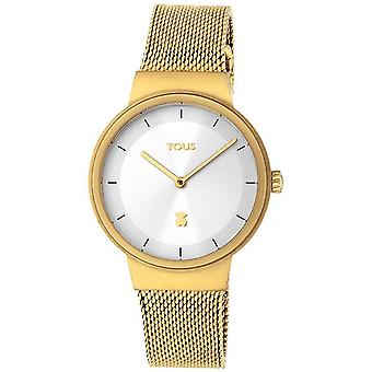 Tous watches rond watch for Women Analog Quartz with stainless steel bracelet 000351535