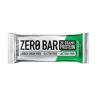 Zero Bar, Suklaa-Hasselpähkinä 20 yksikköä 50g