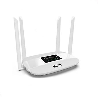 Unlocked 4g Lte/ Cpe Wireless Router, Support Sim Card, Antenna With Lan Port
