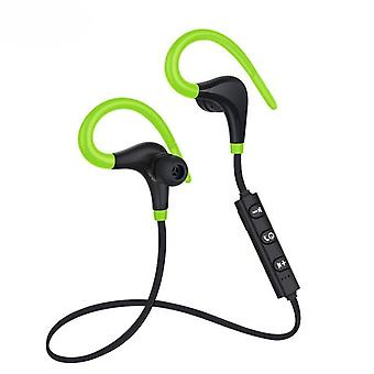 Bluetooth Wireless Stereo Ear-hook Sports Noise Reduction Earphones With