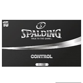 Spalding Control Golf Balls White 15 Ball Pack