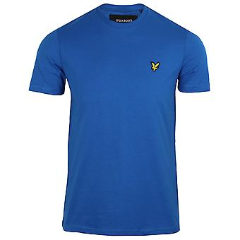 Lyle & scott men's bright cobalt t-shirt