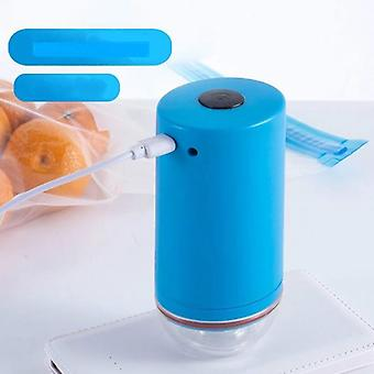 Usb Handheld Rechargeable Vacuum Machine Food Compression Bag Electric