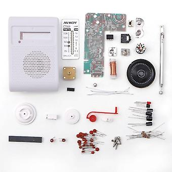 Stereo Radio Kit Diy Elektronisk Assemble Set Kit