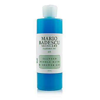 Seaweed bubble bath & shower gel for all skin types 204581 236ml/8oz