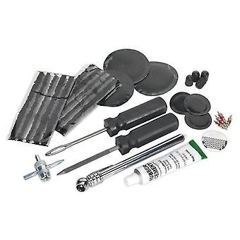 Sealey Tst09 temporária punção reparação & Kit de serviço
