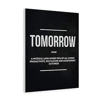 Huomenna ei-enää