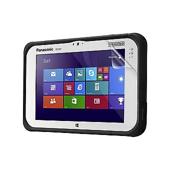 Celicious Matte Anti-Glare Screen Protector Film Compatible with Panasonic Toughpad FZ-M1 [Pack of 2]