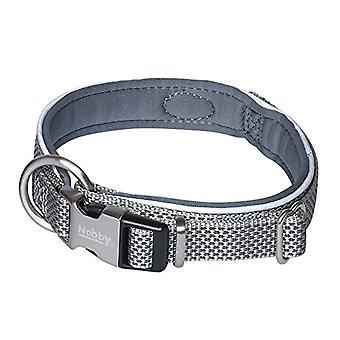 "obby - ""Classic Preno Royal"" necklace, Grey, S-M (38-47 cm"