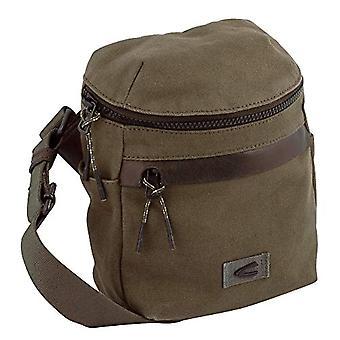 Camel active 336 601 35 - Men's crossbody bag, size S, color: Green