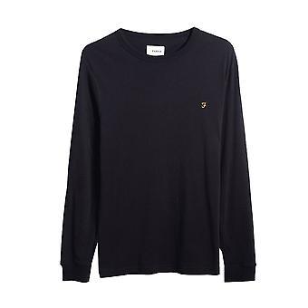 Farah T-Shirts Worthington LS Tee