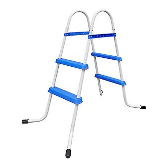 Pool Ladder with Non-Slip Steps 4Ft for Above-ground Pool