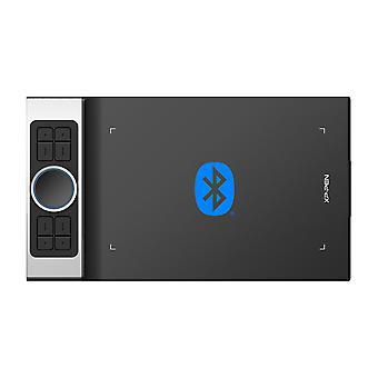 XP-PEN Deco Pro Bluetooth 5.0 Wireless Graphics Tablet (M size) Design de roda dupla emparelhado com funcionalidade trackpad