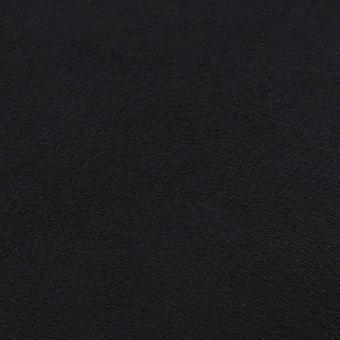 vidaXL Taburete Negro y Terciopelo Dorado