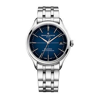 Baume&mercier watch clifton m0a10468