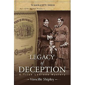 Legacy of Deception: A Trish Laclede Mystery