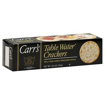 Carr ' s Table vann kjeks original