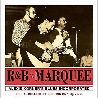Alexis Korners Blues Incorporated – R & B från Marquee Special Edition Vinyl